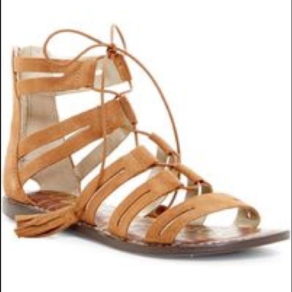 d8ce4edbb645ab Sam Edelman  Karine  gladiator sandal size 6.5. M 5a5d63179a94552545e07951
